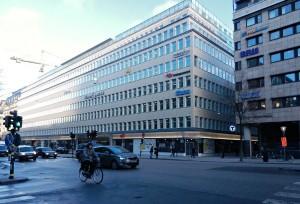 Sveavägen-Tunnelgatan