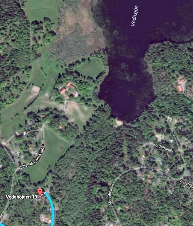 Meer Vedasjön