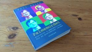 Boek Paul Smith over moord op Olof Palme