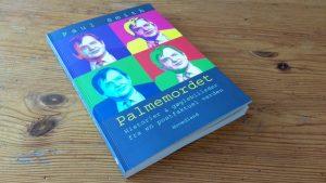 Boek Paul Smith over moord op Olof Palme